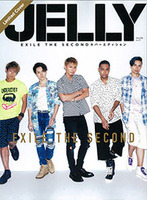 JELLY EXILE THE SECONDカバーエディション